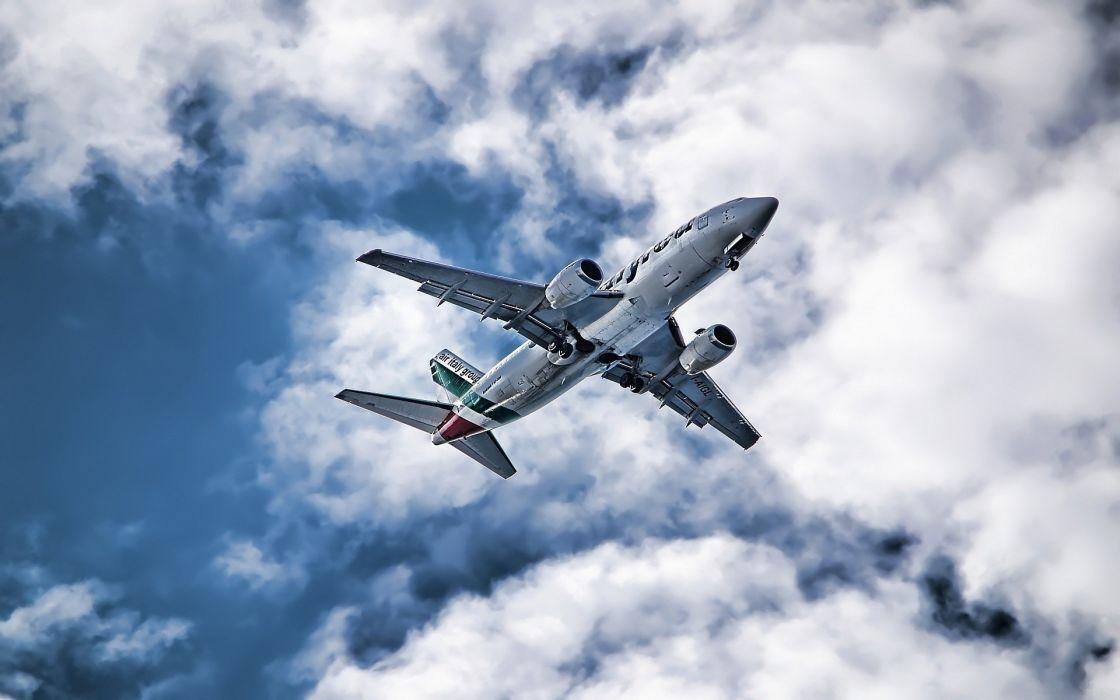 aircraft Boeing 737 wallpaper