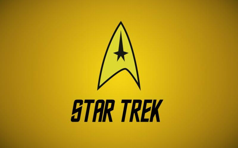 Star Trek Star Trek logos wallpaper