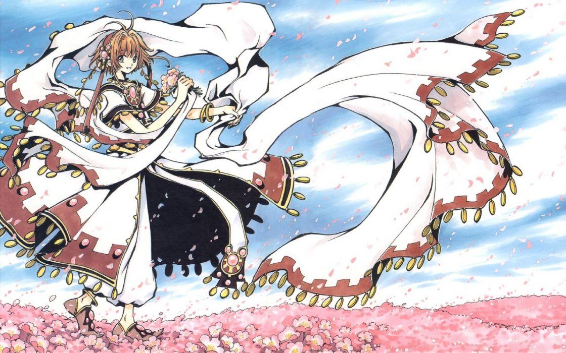 Sakura Tsubasa Reservoir Chronicle wallpaper