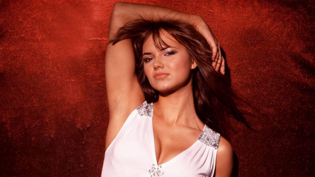 women models Kara Tointon wallpaper