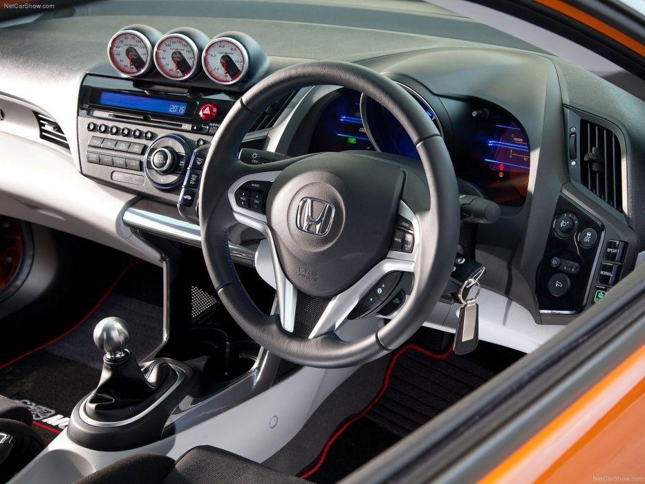 cars Honda CR-Z Mugen wallpaper