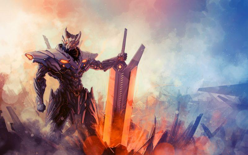 fantasy art mu online wallpaper