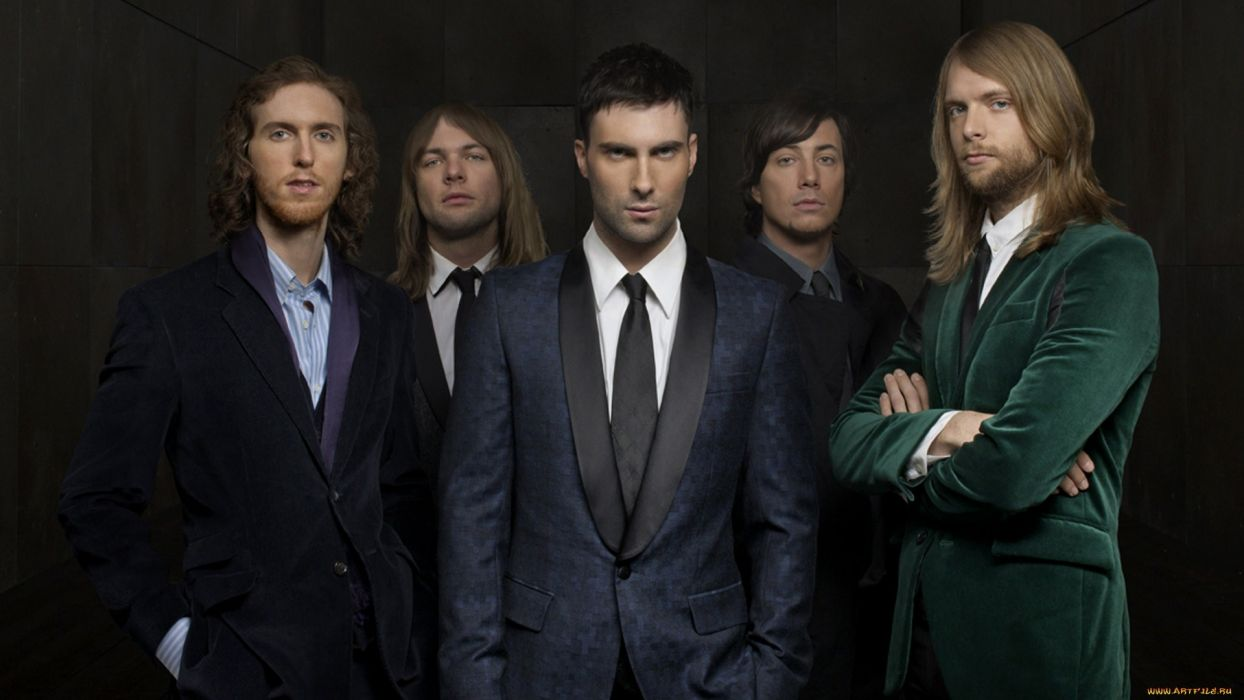 music pop men alternative music bands band Maroon 5 funk Adam Levine musican Jesse Carmichael Mickey Madden wallpaper