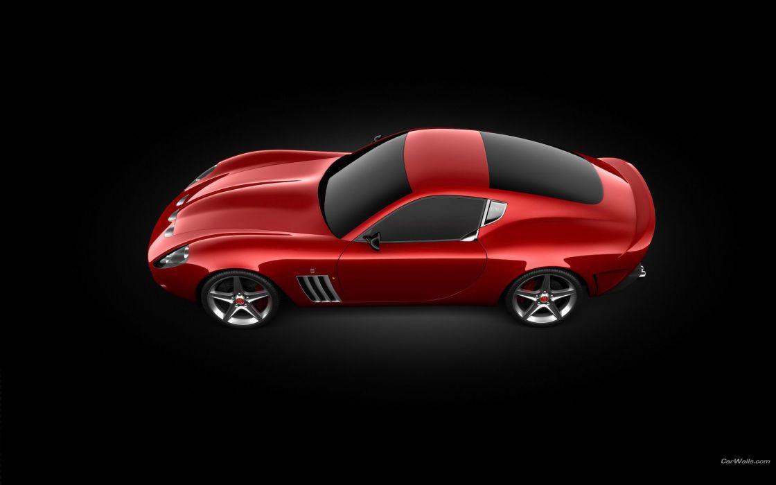 cars Ferrari 599 Ferrari 599 GTO wallpaper