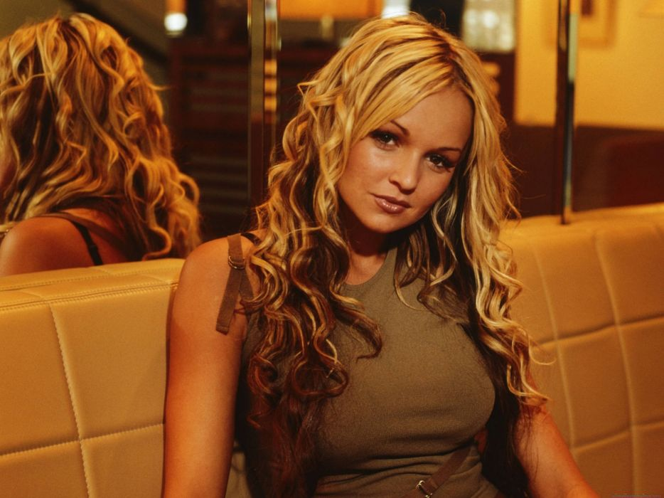 women models Jennifer Ellison wallpaper