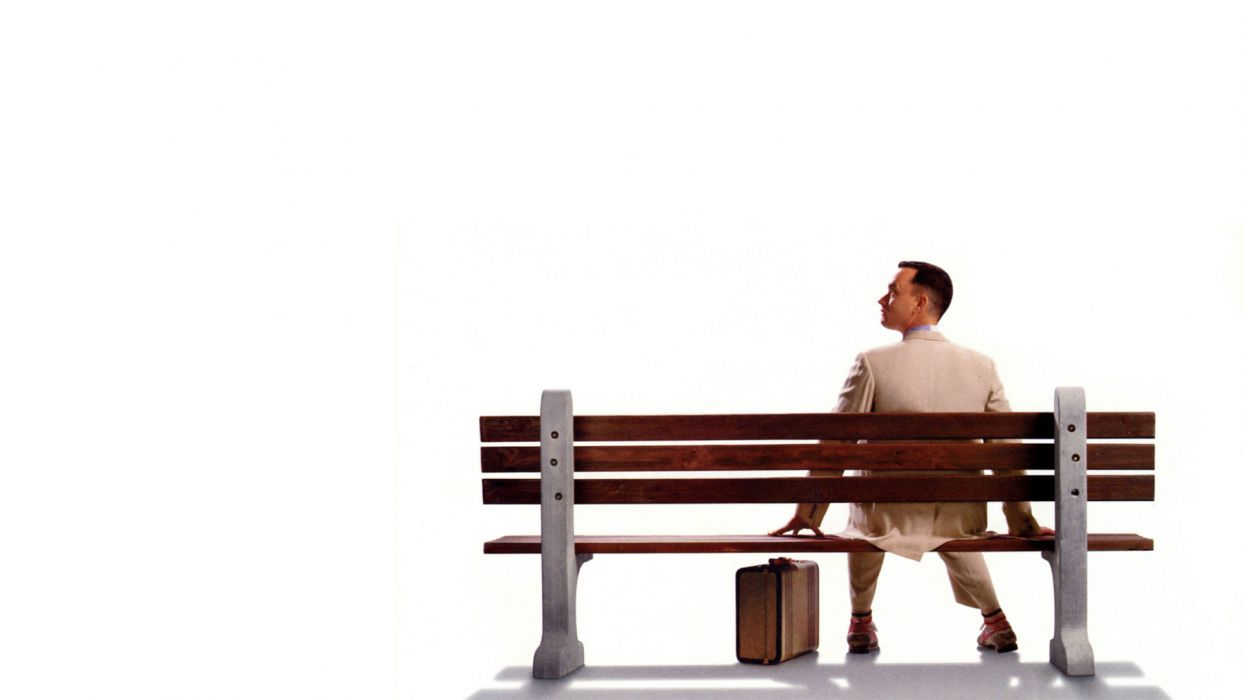 movies Forrest Gump Tom Hanks wallpaper