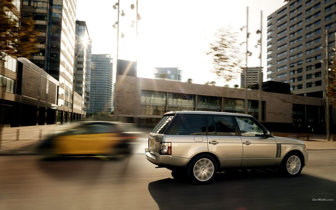 cars Land Rover range Range Rover wallpaper