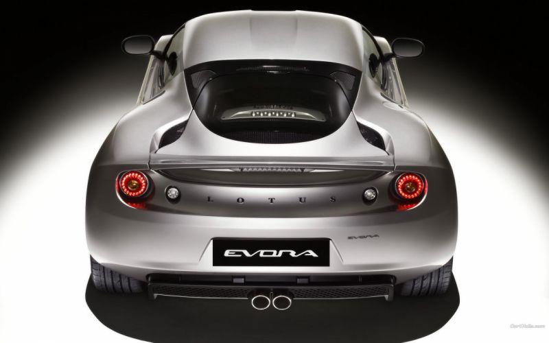 cars Lotus Evora wallpaper