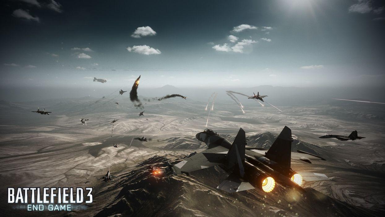Battlefield 3 afterburner wallpaper