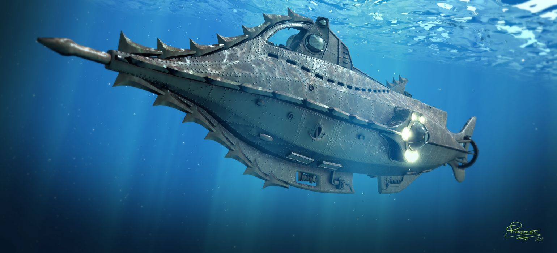 20000 LEAGUES UNDER THE SEA fantasy sci-fi adventure action classic submarine    g wallpaper