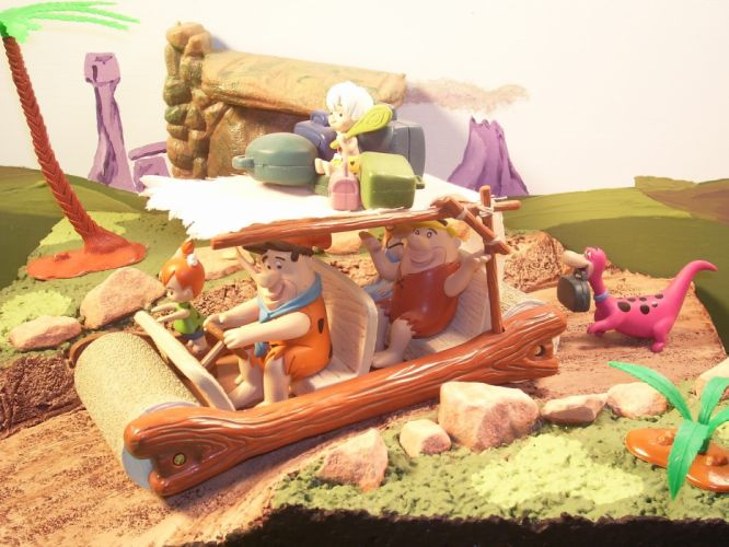 FLINTSTONES cartoon hd_JPG wallpaper