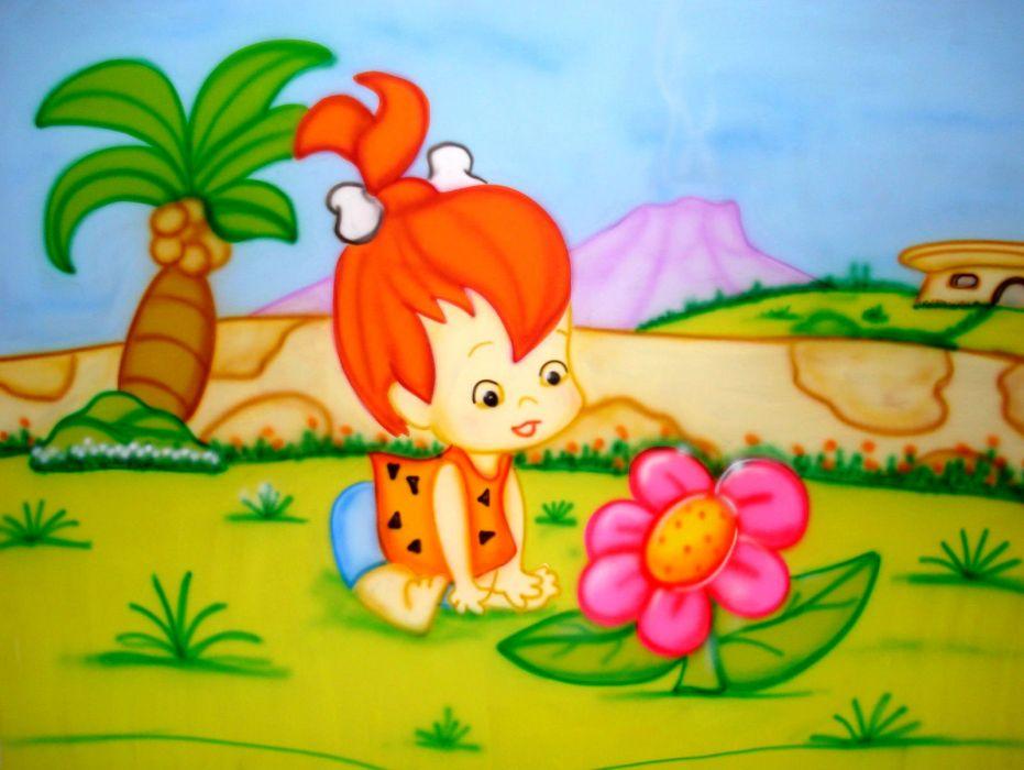 FLINTSTONES cartoon   ru wallpaper