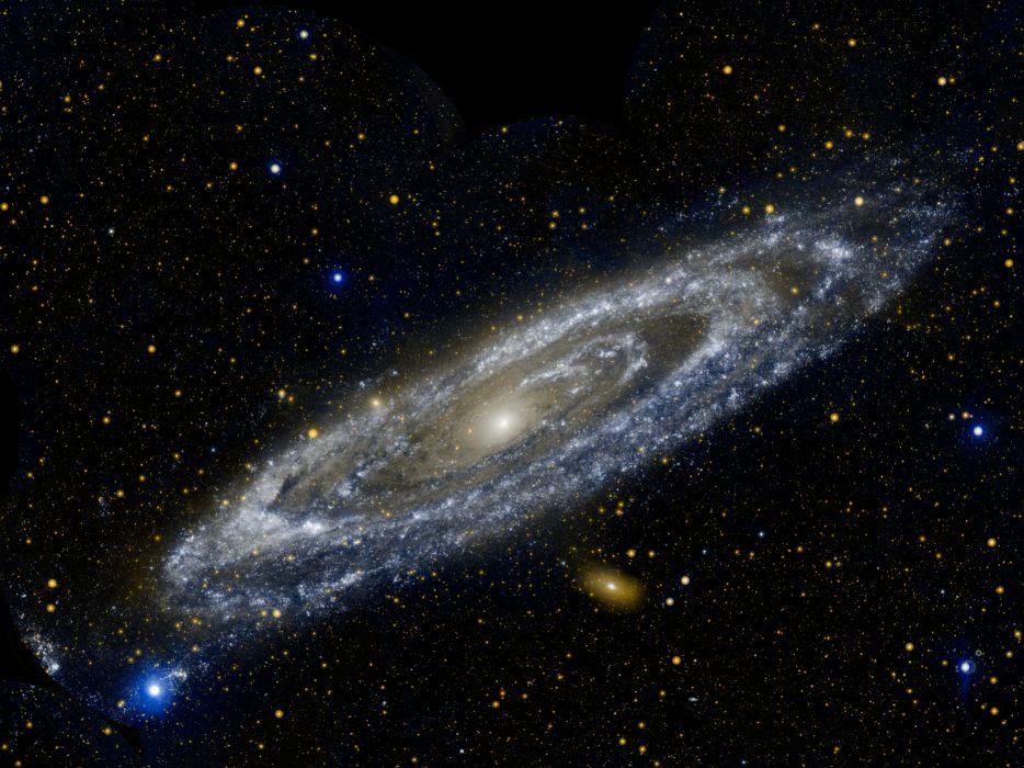 galaxy stars    nx wallpaper
