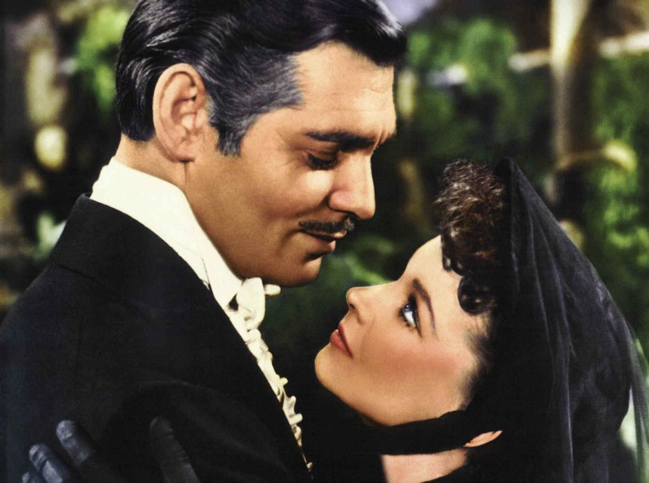 GONE WITH THE WIND Drama Romance War mood         g wallpaper