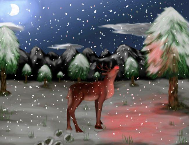 holiday christmas h wallpaper