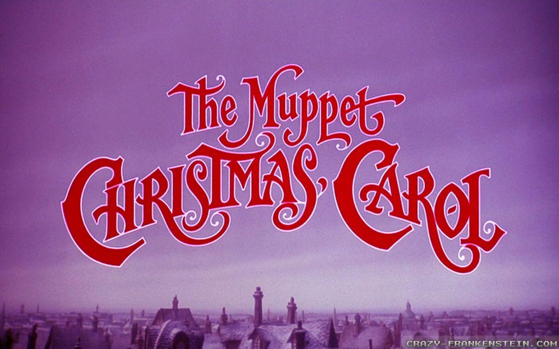 holiday christmas muppets wallpaper