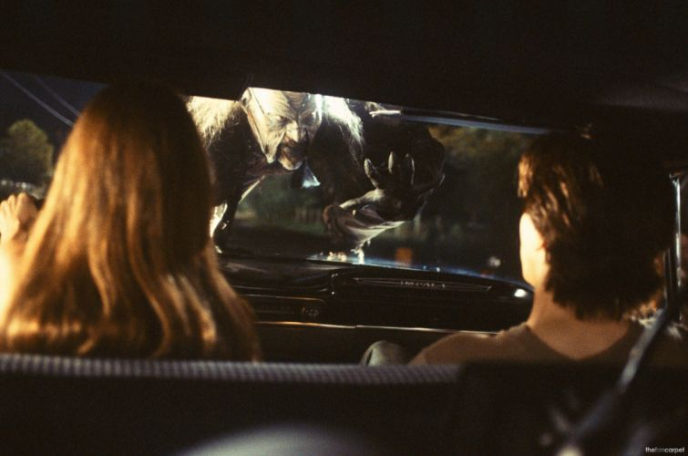 JEEPERS CREEPERS dark horror monster g wallpaper