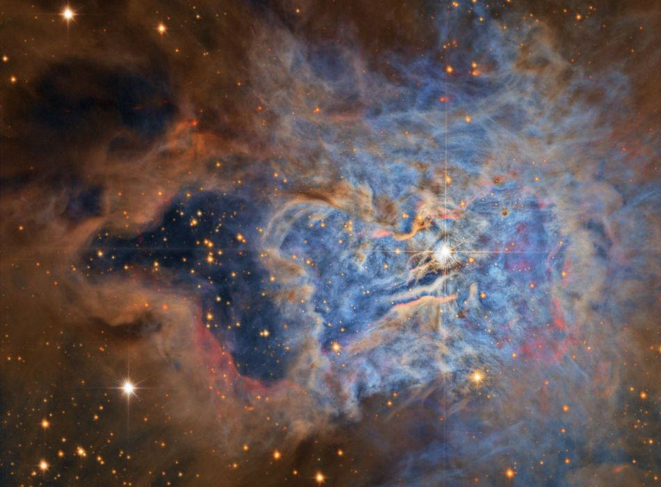 nebula stars    rn wallpaper