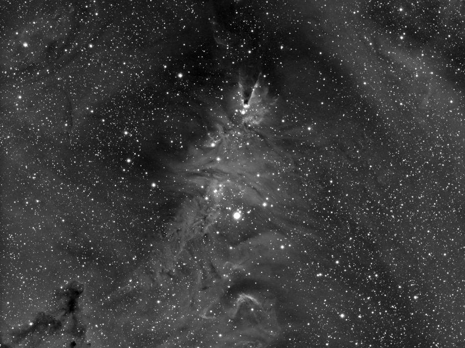 nebula stars    tw wallpaper