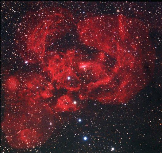 nebula stars fg wallpaper