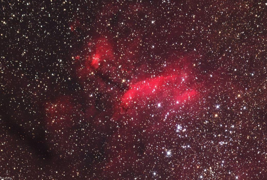 nebula stars   gs wallpaper