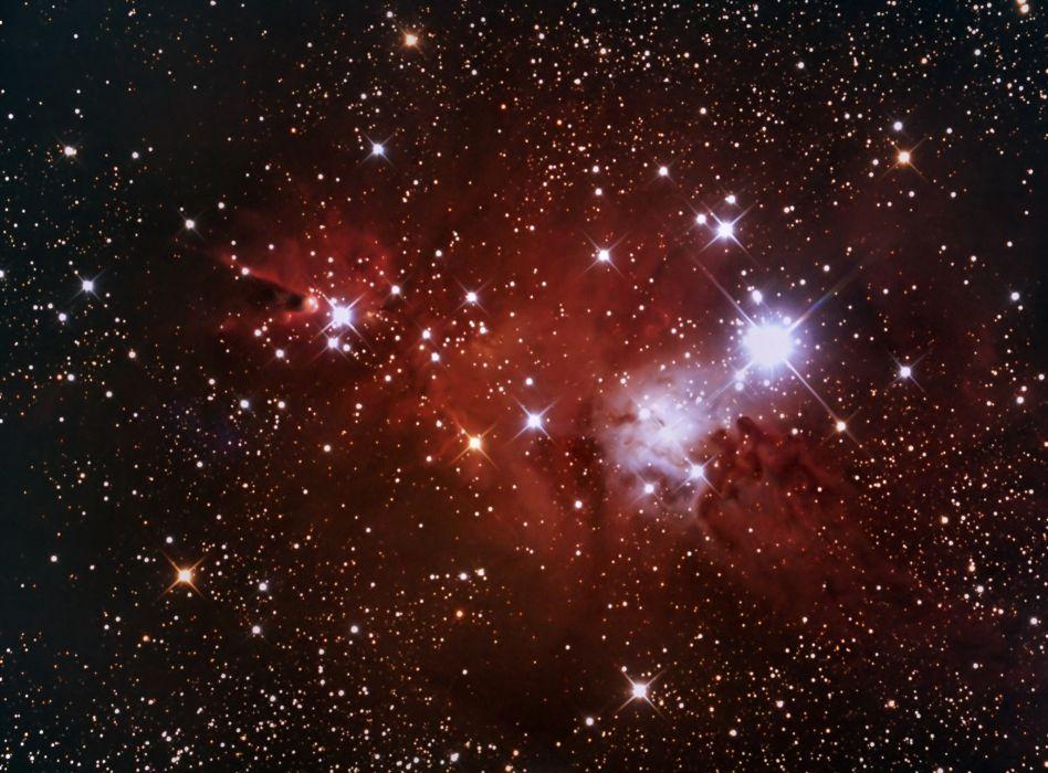 nebula stars   ro wallpaper