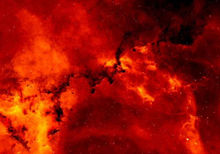 nebula stars ri wallpaper