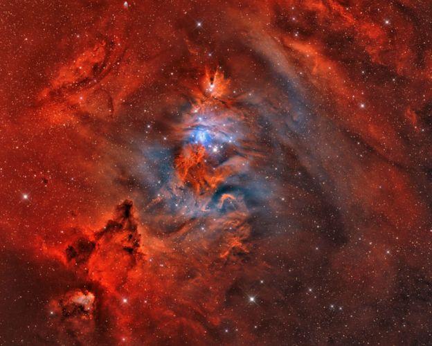 nebula stars 47 wallpaper