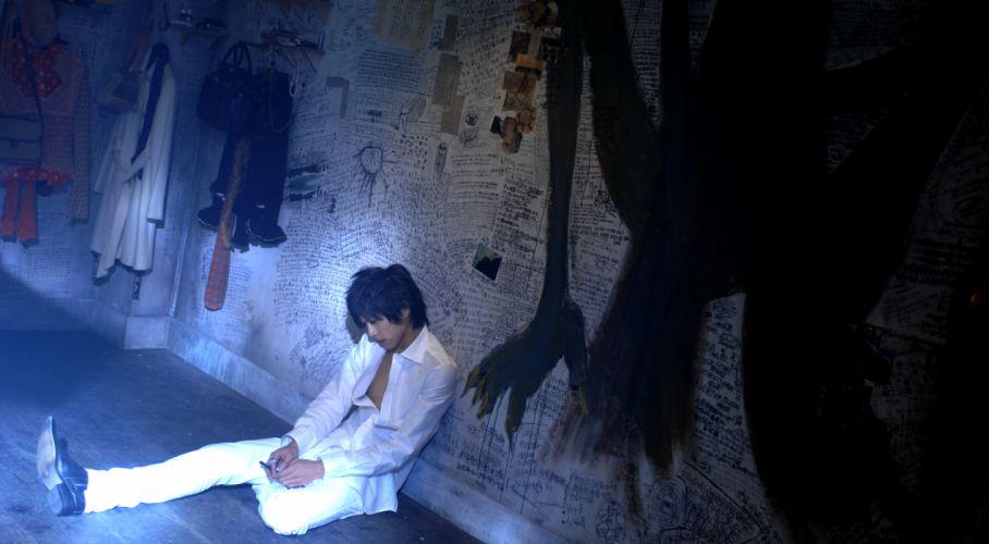 RINGU Horror Mystery dark mood f wallpaper