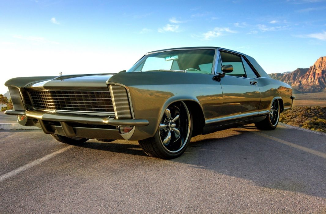 1965 Buick Riviera wallpaper