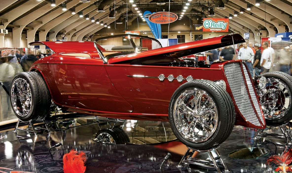 '33 Ford Hot Rod wallpaper