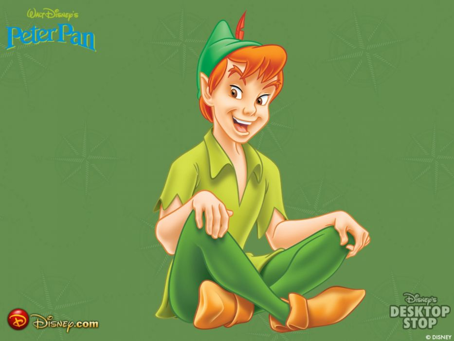 PETER-PAN disney peter pan   f wallpaper