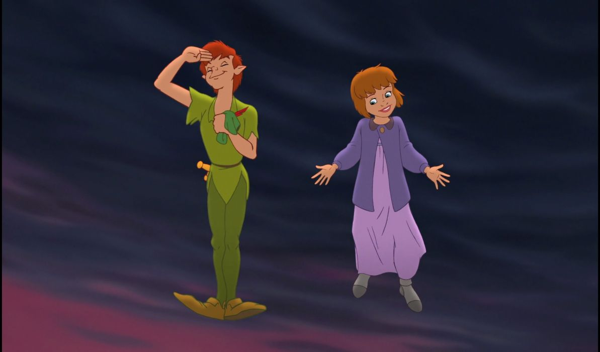 PETER-PAN disney peter pan  r wallpaper