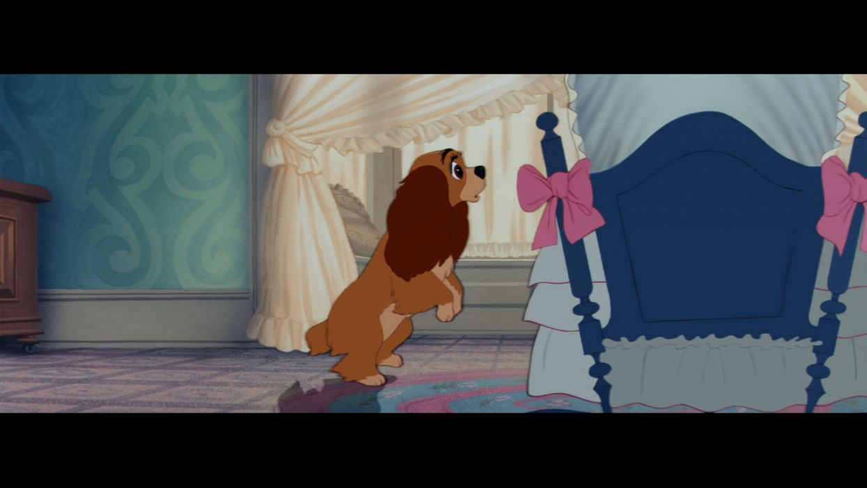 LADY AND THE TRAMP disney  ow wallpaper