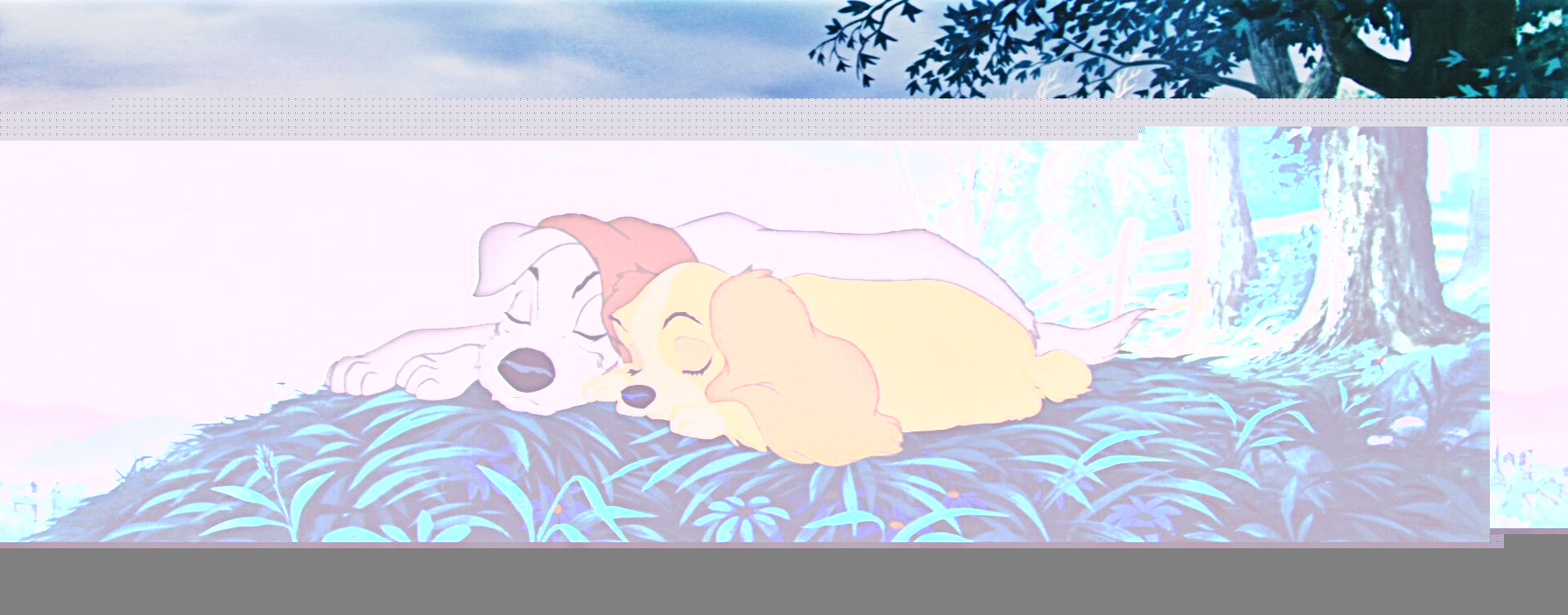LADY AND THE TRAMP disney mood      g wallpaper