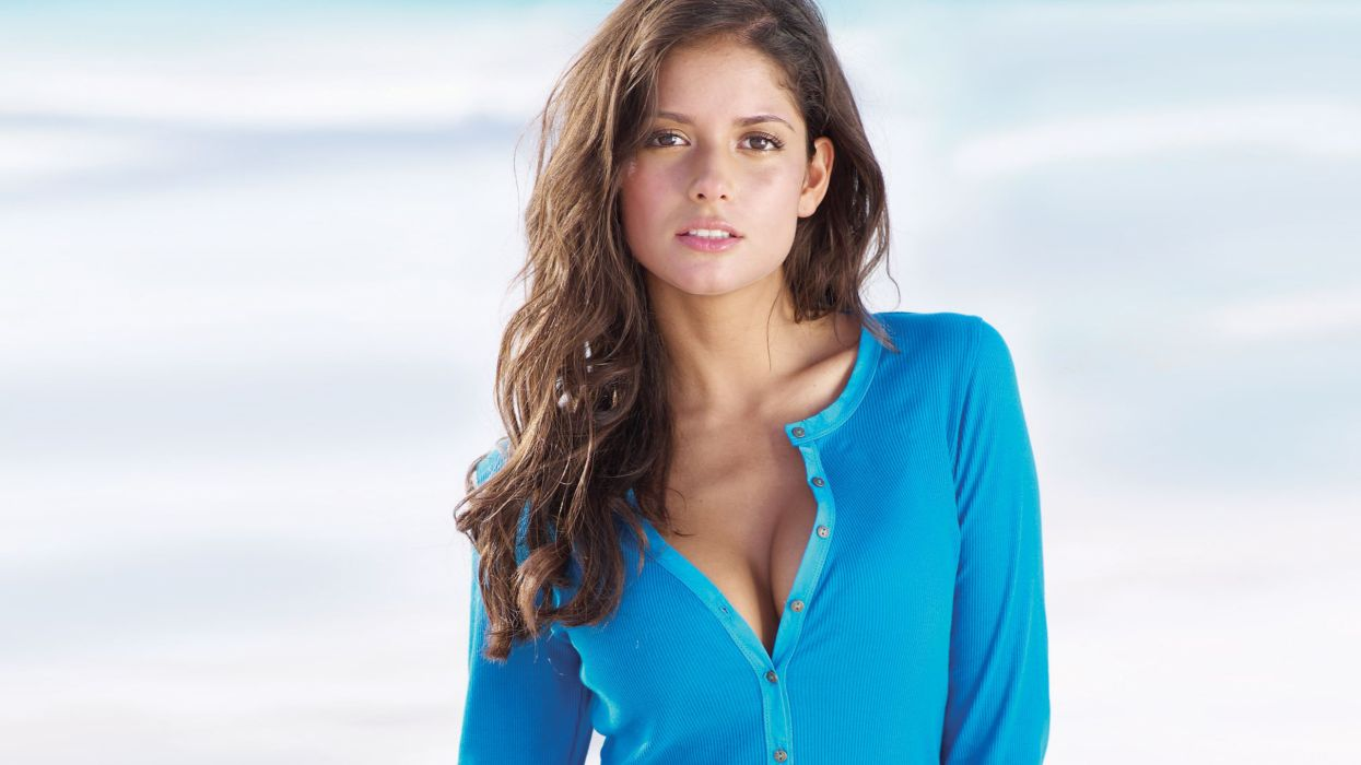 Carla Ossa model colombia babe wallpaper