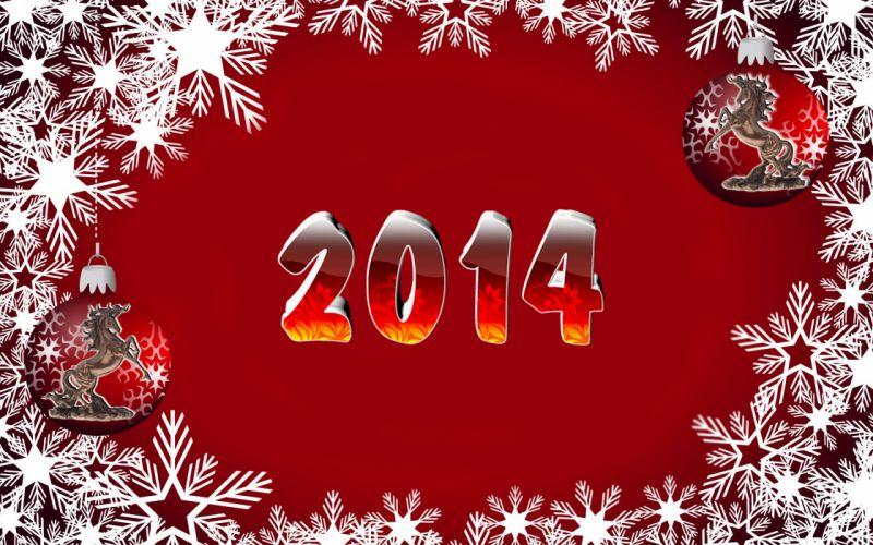 new year 2014 h wallpaper
