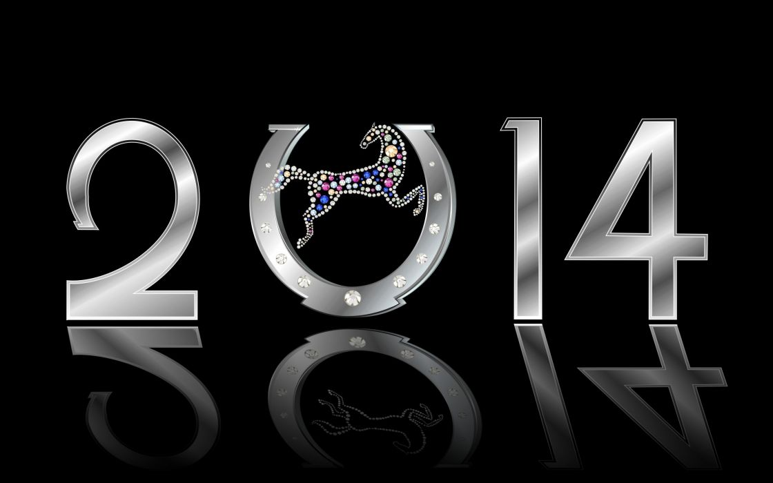 new year year of the horse 2014     g wallpaper