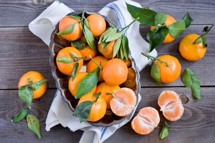 tangerine citrus orange bokeh still wallpaper