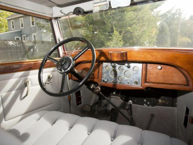 1933 Stutz Model-SV-16 Sedan (2-1) retro interior f wallpaper