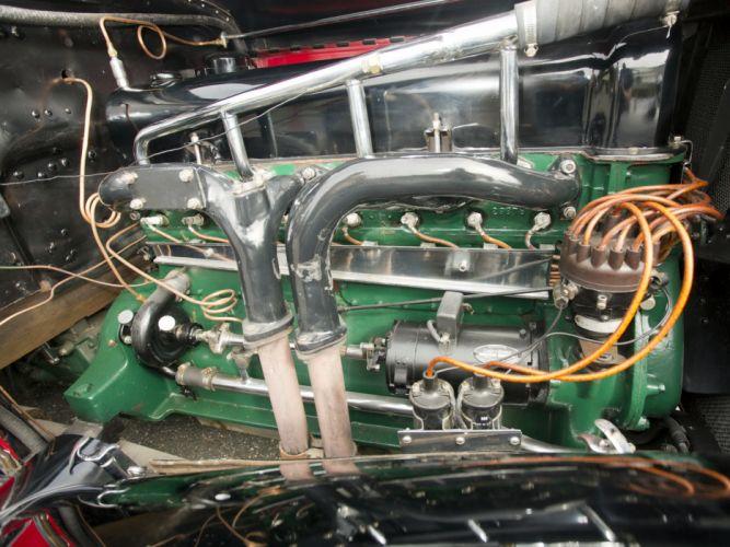 1933 Stutz Model-SV-16 Sedan (2-1) retro engine g wallpaper