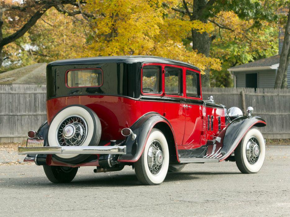 1933 Stutz Model-SV-16 Sedan (2-1) retro  g wallpaper