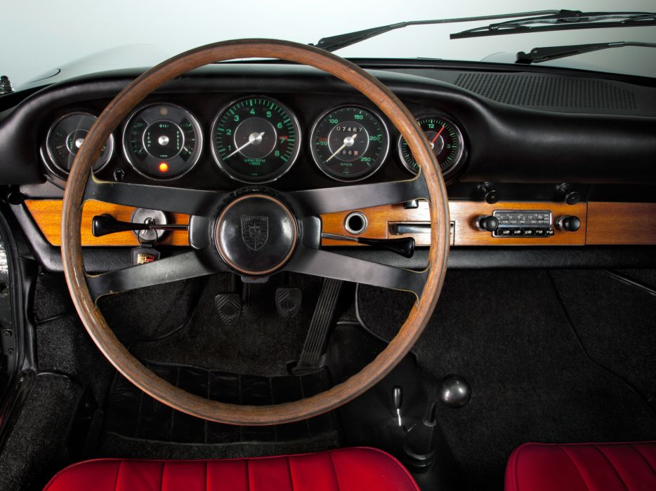 1964 Porsche 911 2-0 Coupe (901) classic interior  g wallpaper
