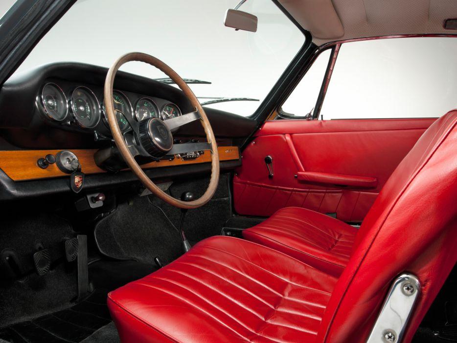 1964 Porsche 911 2-0 Coupe (901) classic interior      h wallpaper