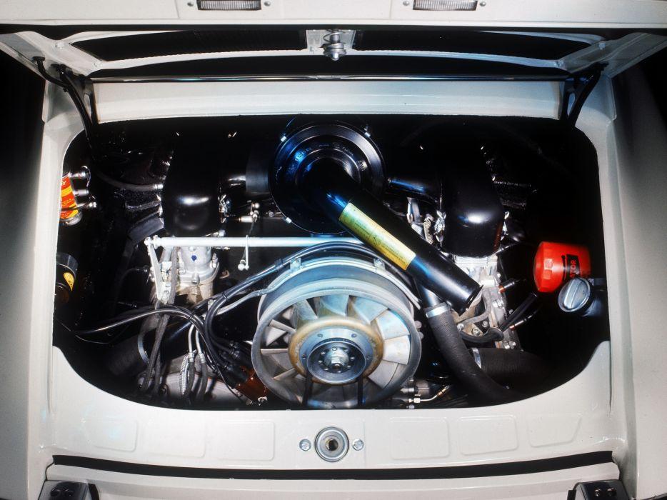 1964 Porsche 911 2-0 Coupe (901) classic engine     h wallpaper