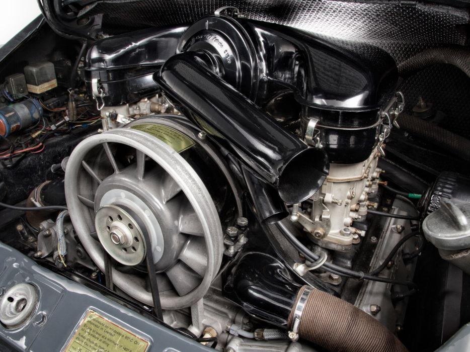 1964 Porsche 911 2-0 Coupe (901) classic engine        g wallpaper