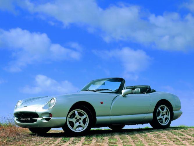 1992-2003 TVR Chimaera 500 sportscar g wallpaper