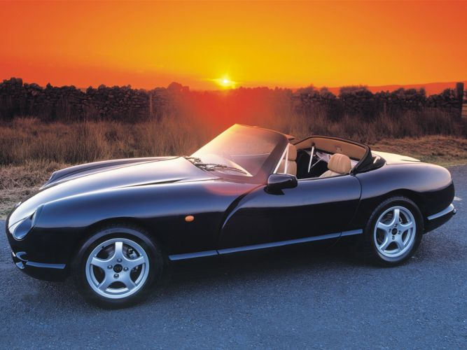 1992-2003 TVR Chimaera 500 sportscar f wallpaper