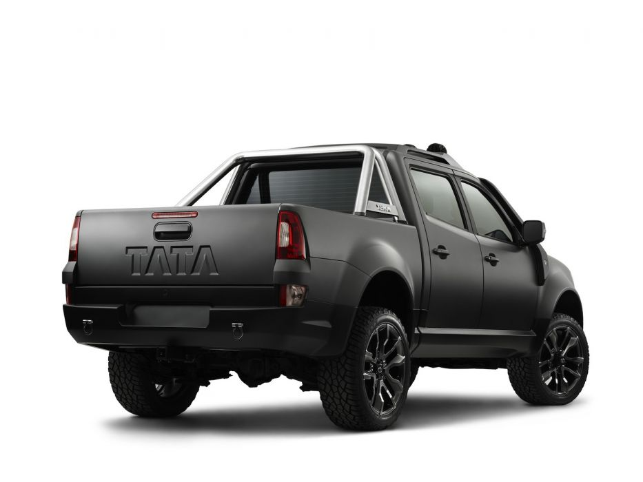 2013 Tata Xenon Tuff Truck Concept Fusion-Automotive pickup   g wallpaper