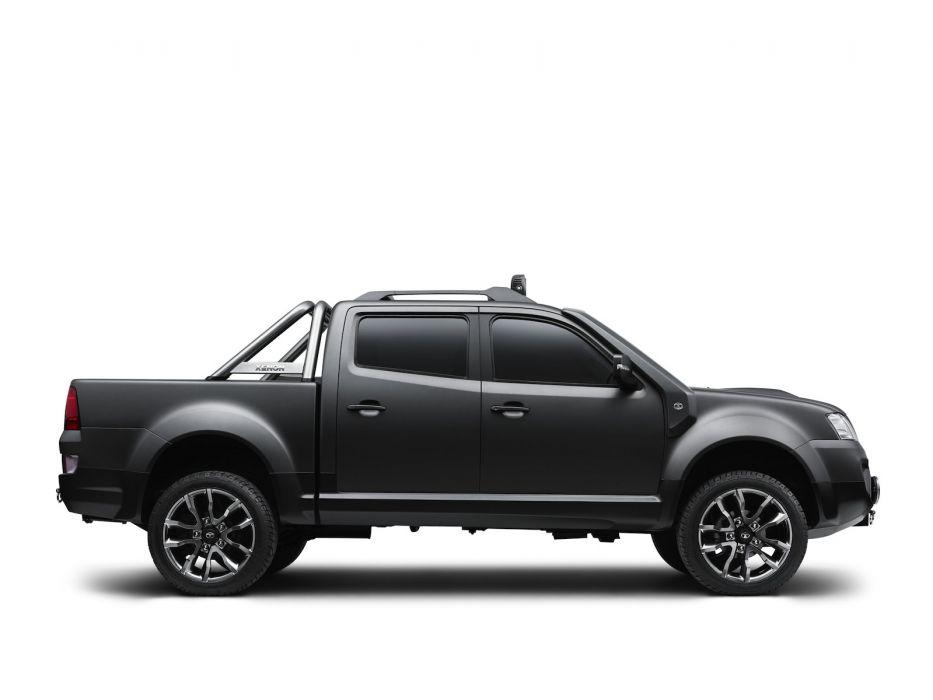 2013 Tata Xenon Tuff Truck Concept Fusion-Automotive pickup        g wallpaper